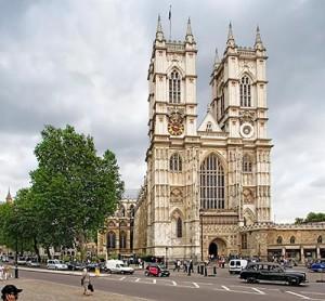 William en Kate zullen trouwen in de Westminster Abbey