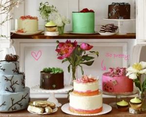 Een overzicht van biologische taarten, variatie volop!